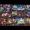 Bluebird Puzzle Bibliotheek avonturen - puzzel van 3000 stukjes