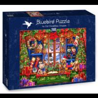 thumb-Ye Old Christmas Shoppe - puzzel van 2000 stukjes-2