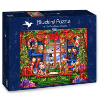 thumb-Ye Old Christmas Shoppe  - puzzle of 2000 pieces-2