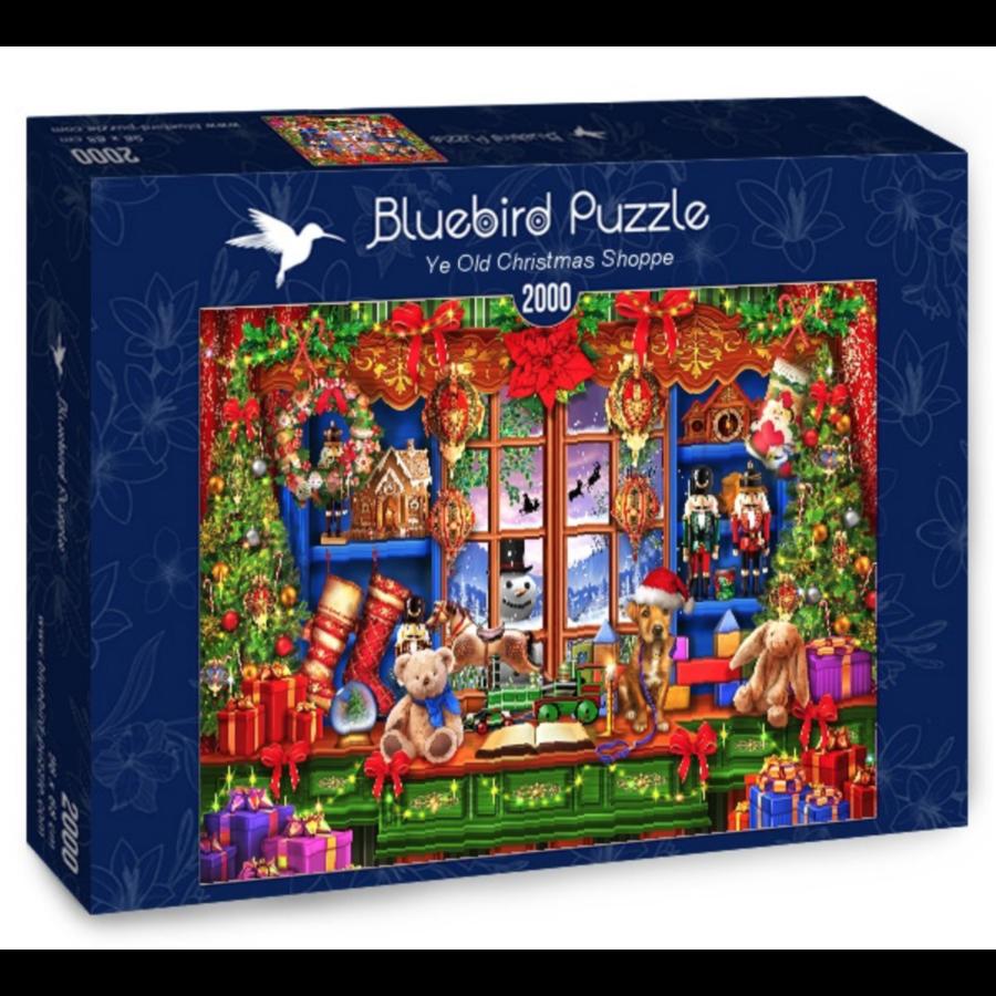 Ye Old Christmas Shoppe  - puzzle de 2000 pièces-2
