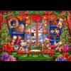 Bluebird Puzzle Ye Old Christmas Shoppe - puzzel van 2000 stukjes