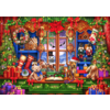 Bluebird Puzzle Ye Old Christmas Shoppe  - puzzle of 2000 pieces