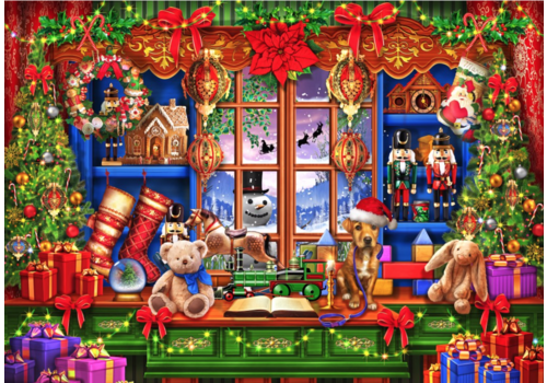 Ye Old Christmas Shoppe  - 2000 pieces