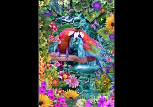 Parrot Paradise - 1500 pieces