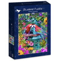 thumb-Parrot Paradise - puzzle of 1500 pieces-2