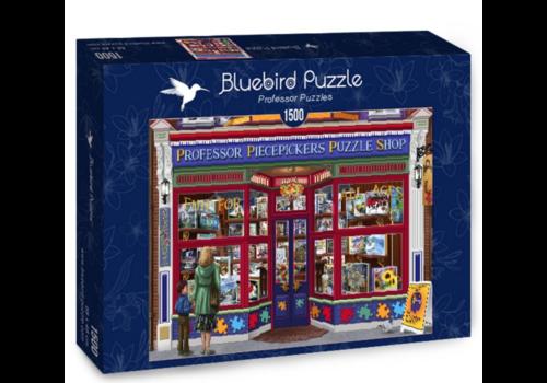 Bluebird Puzzle De puzzelwinkel 'professor puzzles' - 1500 stukjes
