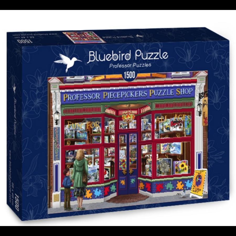 De puzzelwinkel 'professor puzzles' - puzzel van 1500 stukjes-1