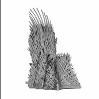 thumb-Iron Throne - GOT - Iconx 3D puzzle-3