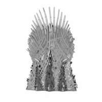 thumb-Iron Throne - GOT - Iconx 3D puzzle-4