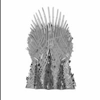 thumb-Iron Throne - GOT - Iconx puzzle 3D-4