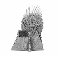 thumb-Iron Throne - GOT - Iconx 3D puzzle-6