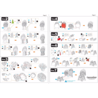 thumb-Iron Throne - GOT - Iconx 3D puzzle-8