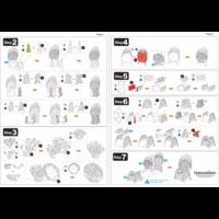 thumb-Iron Throne - GOT - Iconx puzzle 3D-8