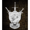Metal Earth House Stark Sigil - GOT - Iconx 3D puzzel