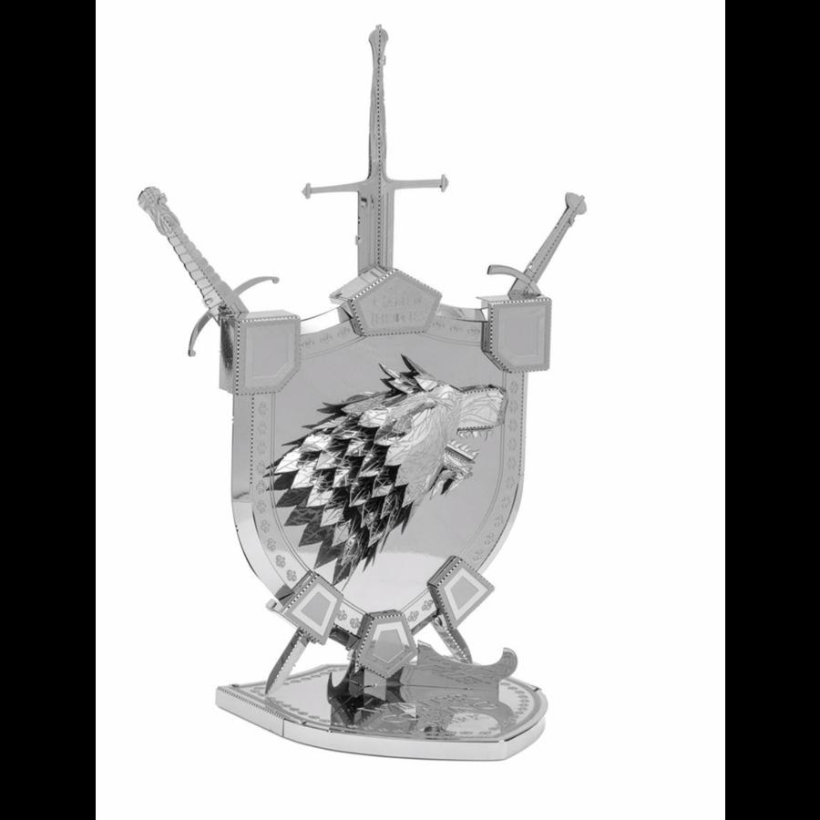 House Stark Sigil - GOT - Iconx 3D puzzel-2