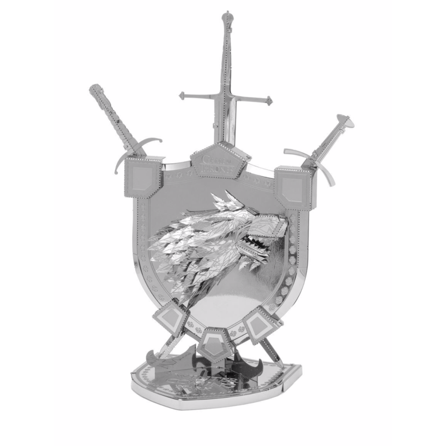 House Stark Sigil - GOT - Iconx 3D puzzel-3