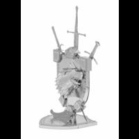 thumb-House Stark Sigil - GOT - Iconx puzzle 3D-4