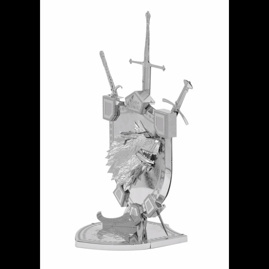 House Stark Sigil - GOT - Iconx 3D puzzel-4