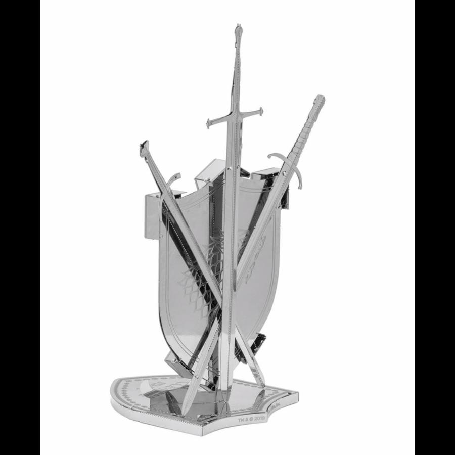 House Stark Sigil - GOT - Iconx puzzle 3D-5