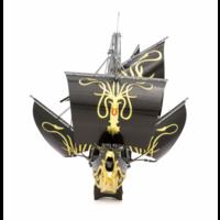 thumb-Greyjoy Ship Silence - GOT - Iconx 3D puzzel-2