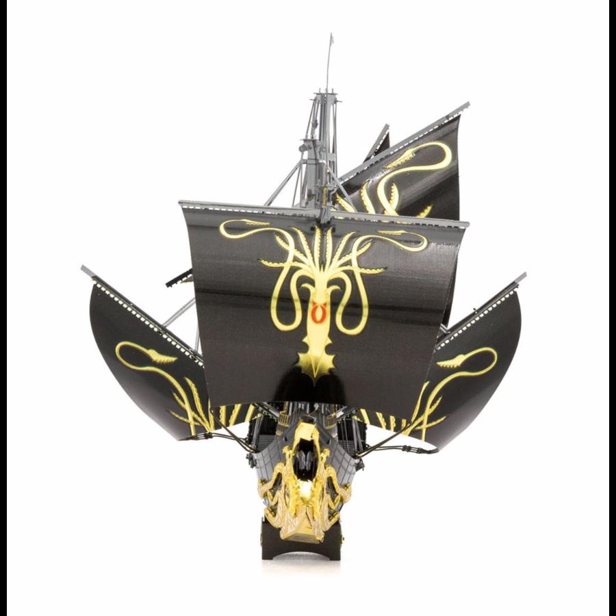 Greyjoy Ship Silence - GOT - Iconx 3D puzzel-2