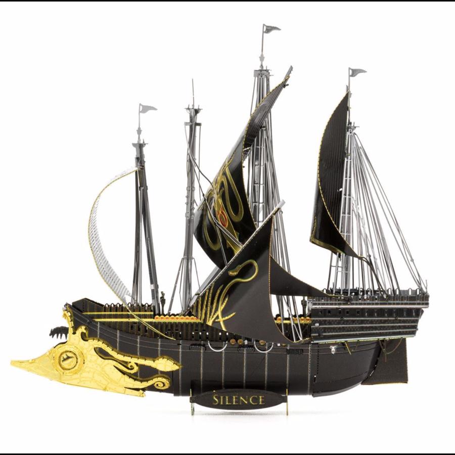 Greyjoy Ship Silence - GOT - Iconx 3D puzzel-4