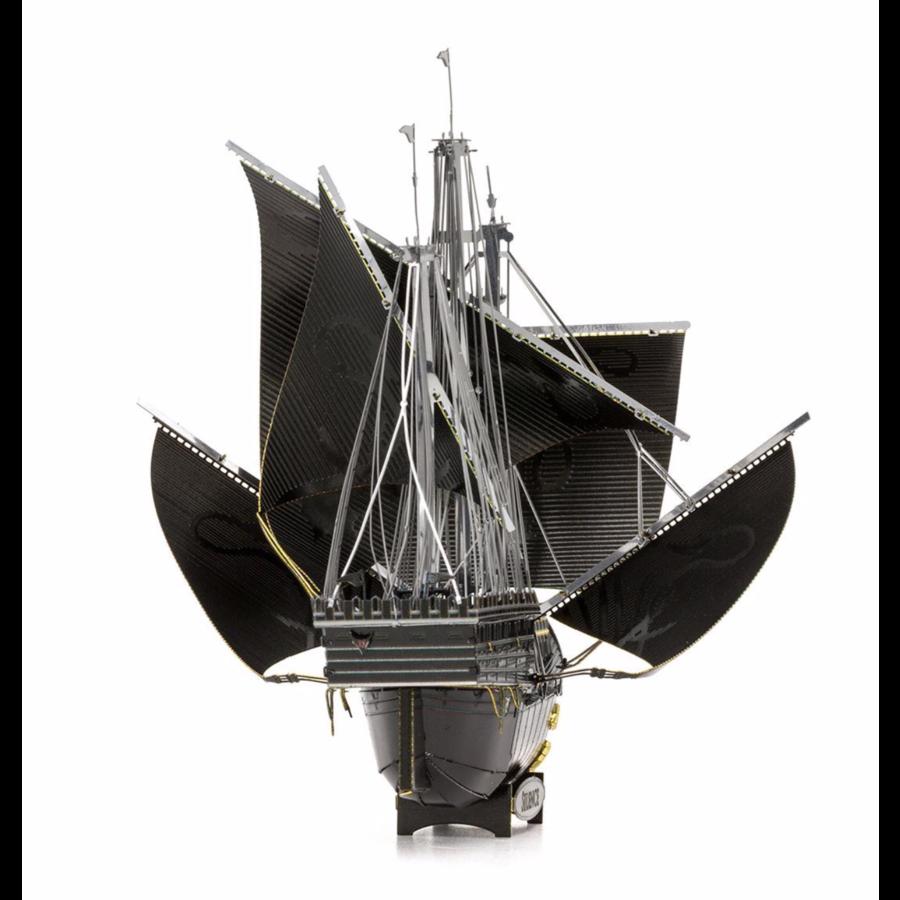 Greyjoy Ship Silence - GOT - Iconx 3D puzzel-5