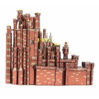 thumb-Red Keep - GOT - Iconx 3D puzzel-2