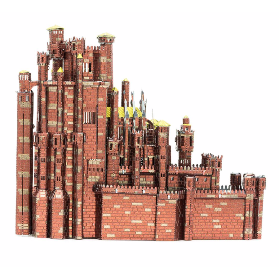 Red Keep - GOT - Iconx 3D puzzel-2