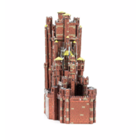 thumb-Red Keep - GOT - Iconx 3D puzzel-3