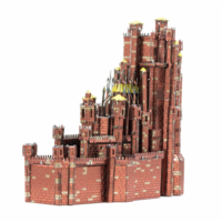 thumb-Red Keep - GOT - Iconx 3D puzzle-4