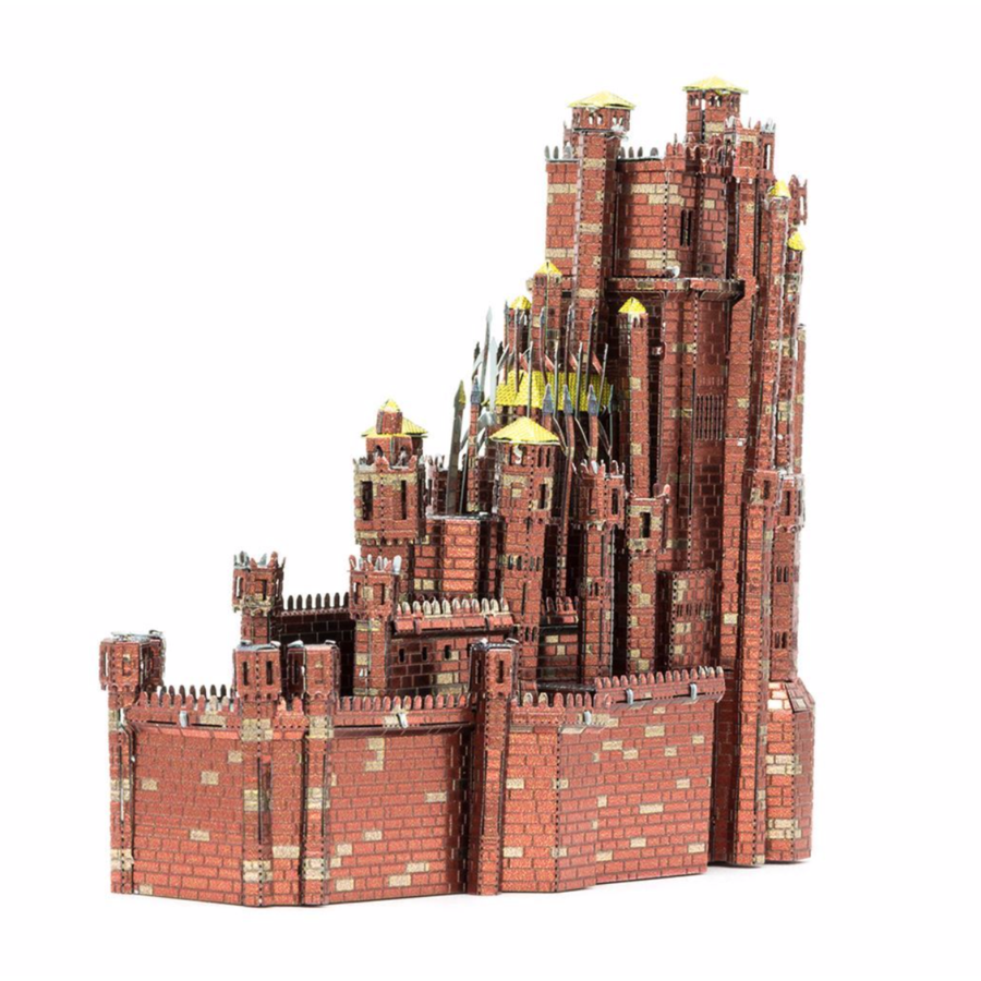 Red Keep - GOT - Iconx 3D puzzel-4