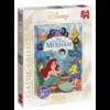 Jumbo Disney The Little Mermaid - 1000 pieces - Jigsaw Puzzle