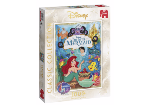Jumbo The Little Mermaid - 1000 stukjes