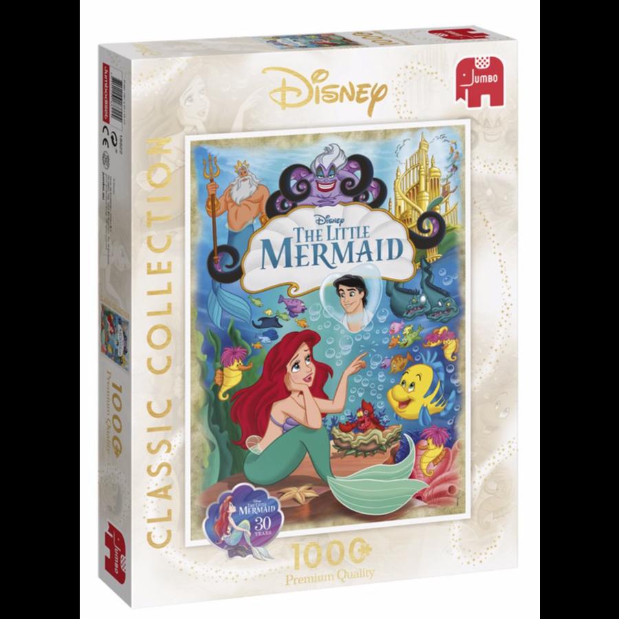 Disney The Little Mermaid - puzzel van 1000 stukjes-1