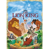 thumb-Disney The Lion King - puzzel van 1000 stukjes-2