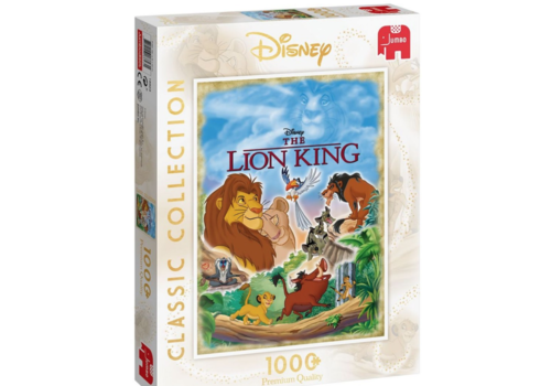 Jumbo The Lion King -1000 pieces