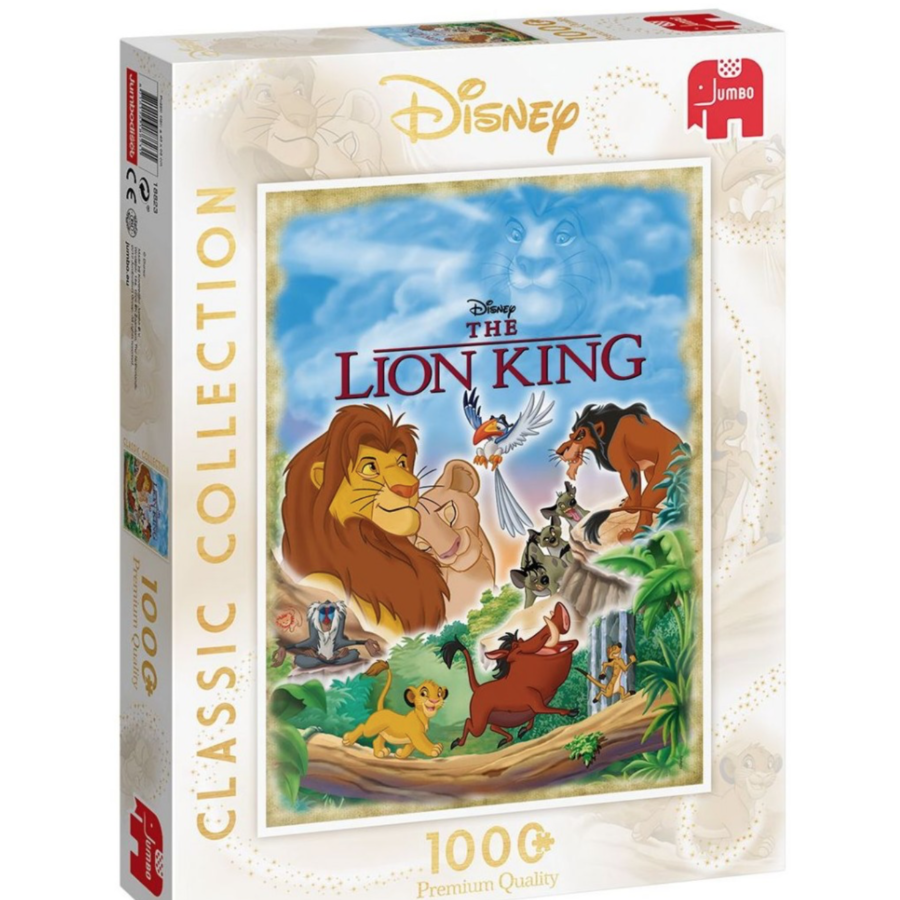 Disney The Lion King - 1000 pieces - Jigsaw Puzzle-1