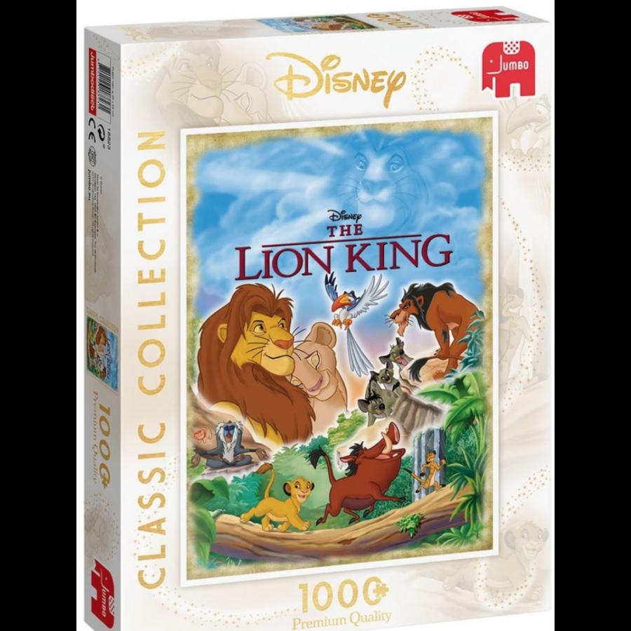 Disney The Lion King - puzzel van 1000 stukjes-1