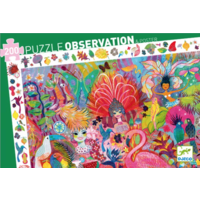 thumb-Rio Carnival  - puzzle of 200 pieces-2