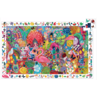 thumb-Rio Carnival  - puzzle of 200 pieces-1
