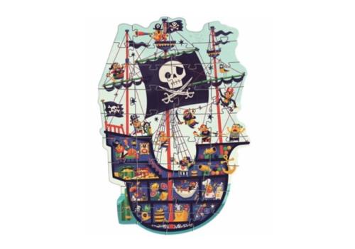 The Pirate Ship - 36 pieces