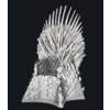 Metal Earth Iron Throne - GOT - Iconx puzzle 3D
