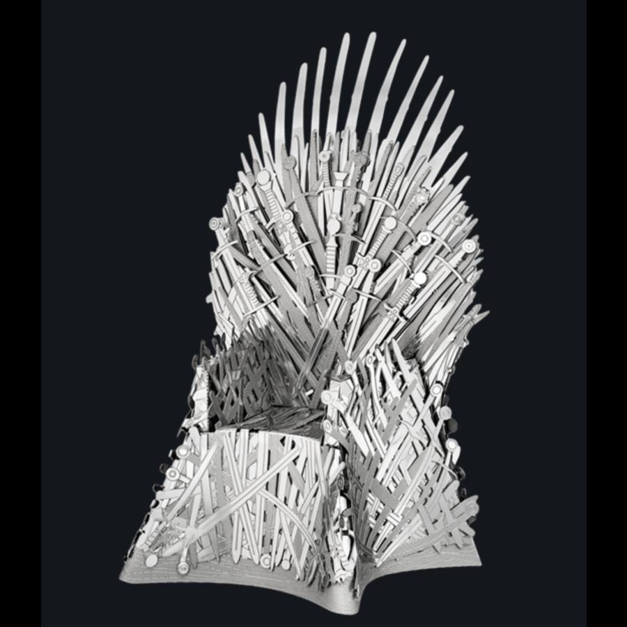Iron Throne - GOT - Iconx puzzle 3D-1