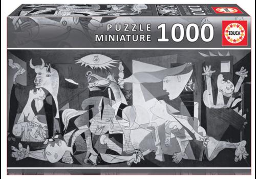 Educa Puzzle miniature - Guernica - 1000 pièces