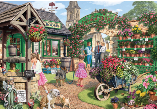 Glennys Garden Shop - 500 XL pieces