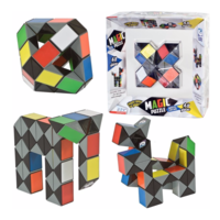 thumb-Magic Puzzle 3D Multi - 48 parts-1