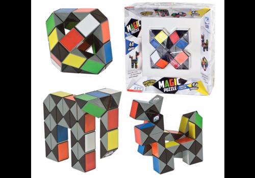 Magic Puzzle 3D Multi - 48 éléments