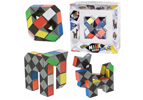 Magic Puzzle 3D Multi - 48 parts