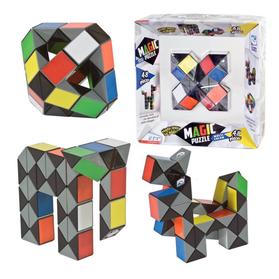 Magic Puzzle 3D Multi - 48 parts-1